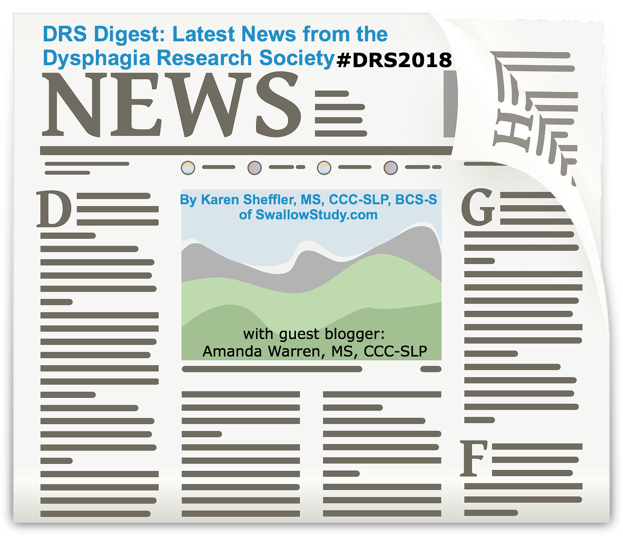 Dysphagia Digest: A blog about the Dysphagia Research Society's 2018 Annual Meeting