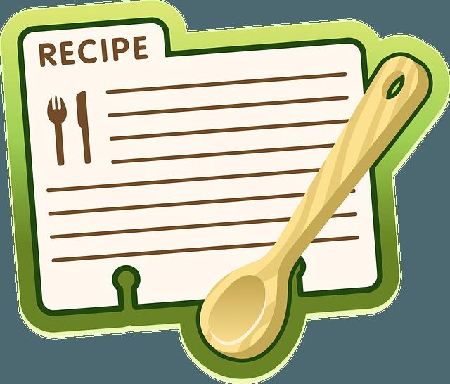 File your recipe card for the Pneumonia Recipe