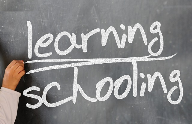 Learning and Schooling. Really, learning is more than what is taught in schools